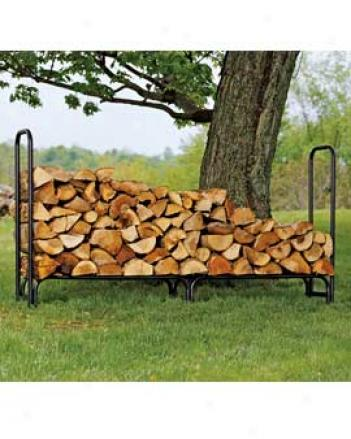 4' Log Crib