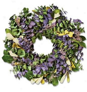Aromatic Eucalyptus Wreath