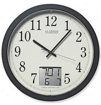 Atomic Analog Clock