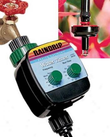 Automatic Patio Drioper Kit With Timer
