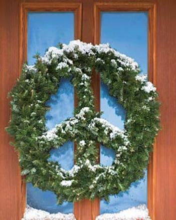 Balsam Pezce Wreath