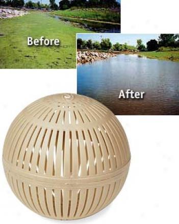 Biodegradable Aquaasphere, 1/4 Acre