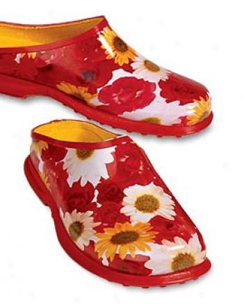 Bloomin' Slip-ons