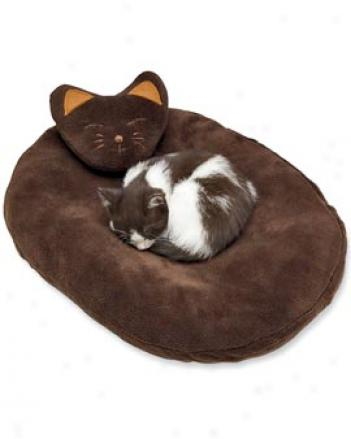 Cat Snuggle Bed