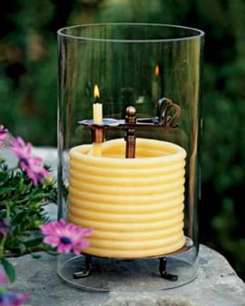 Citronella Rope Candle