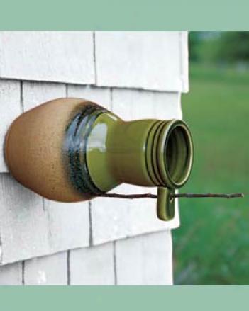 Colonial Bird Bottle