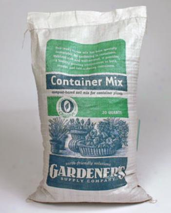 Container Mix, 20 Qts.