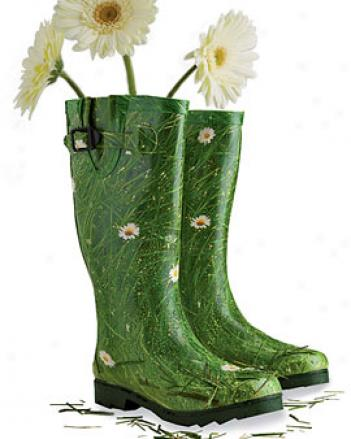 Daisy Wellies