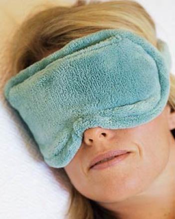 Dual Purpose Eye Mask