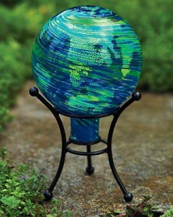 Earh Globe, 6