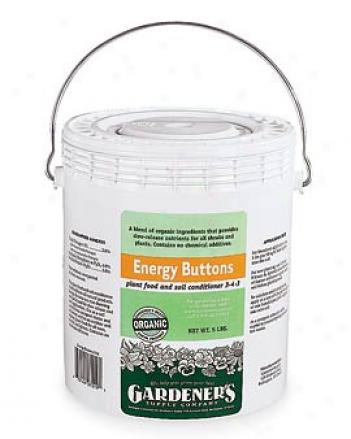 Energy Buttons, 5 Lbs