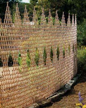 Expandable Willow Screen, Small
