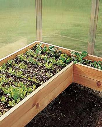 Fast-start Raised Beds, Set Of 2