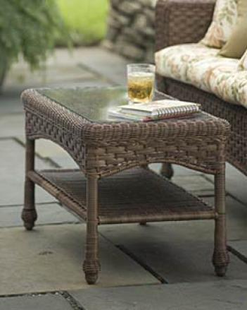 Fern Haven Coffee Table