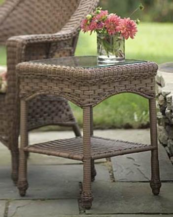 Fern Haven Side Table
