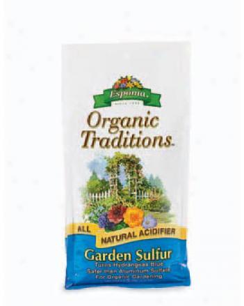 Garden Sulphur, 5 Lbs.