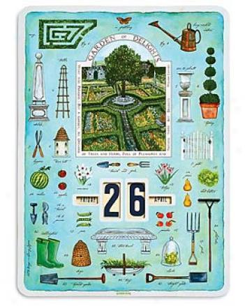 Gardener's Perpetual Calendar