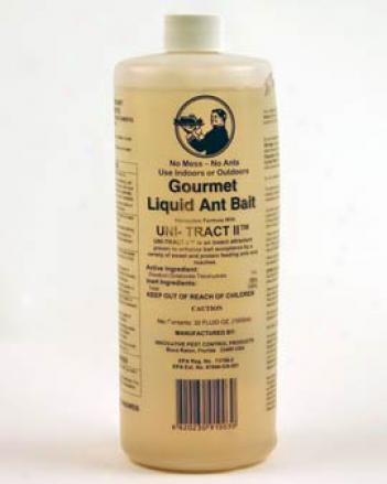 Gouurmet Liquid Bait Refill, 32 Oz.