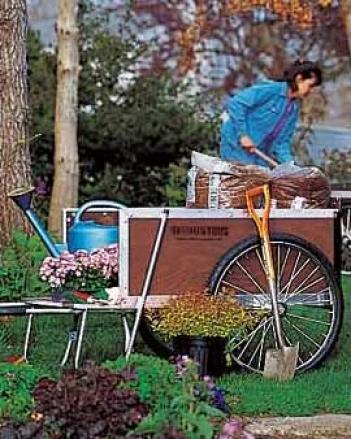 Gsc Garden Cart, Large