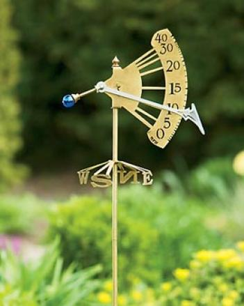 Jeffersonian Wind Gauge