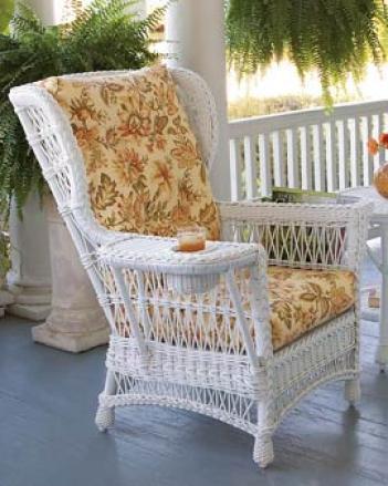 Lake House Reader's Armchair