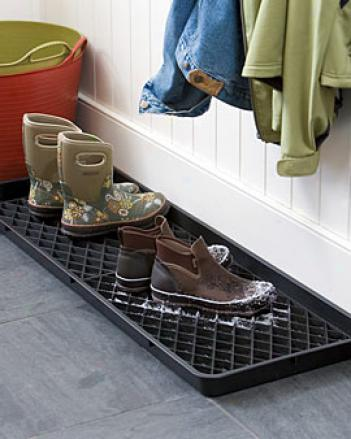 Abundant Boot Tray Set