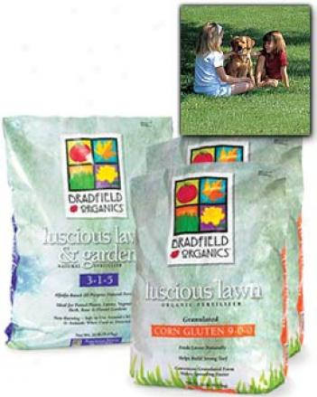 Luscious Lawn&#153 Full Season Lawn Program, 60 Lbs.
