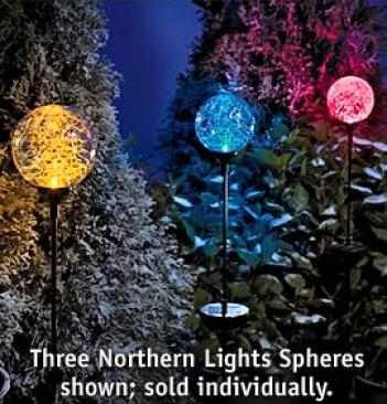 North Lights Sphere