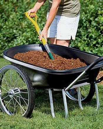 Poly-tough Cart