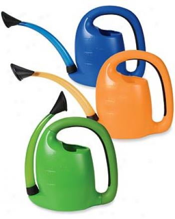Pouf & Store Watering Can