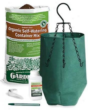 Revolution Planter Organic Replenishment Kit