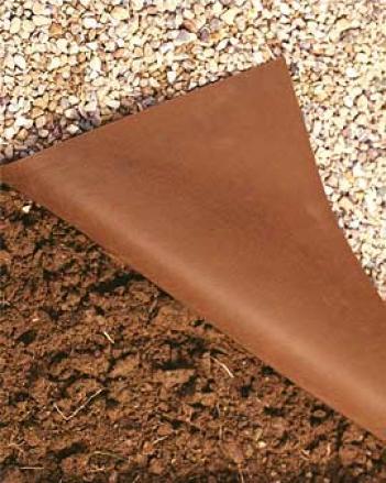 Roc-kloth, Brown, 4' X 50'