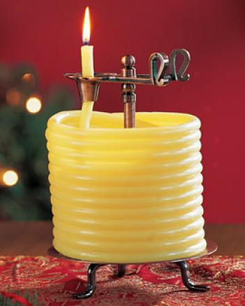 Rope Candle Refill