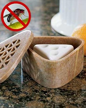 Soapstone Box With Two Product Fly Goods