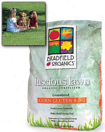 Spring/fall Luscious Lawn™ Fertilizer, 20 Lbs.