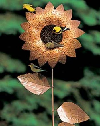 Sunflower Feeder