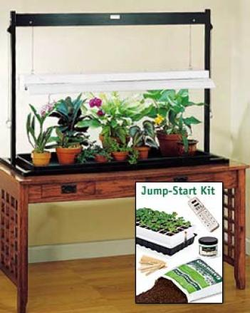 Sunlite® Tabletop Garden With Jump Start Kit
