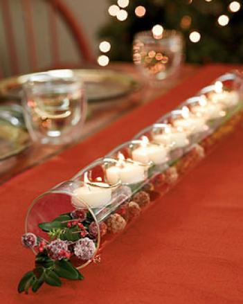 Tea Light Candle Log