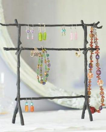 Twig Jewelry Holcer