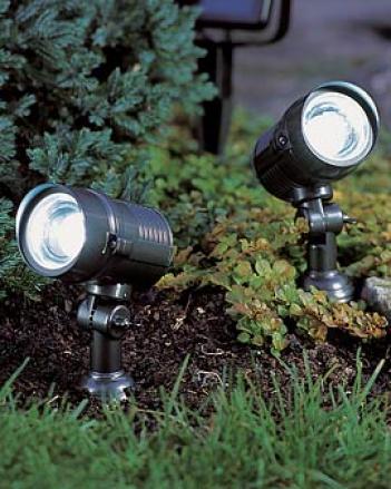 Ultra-bright Double Spotlight
