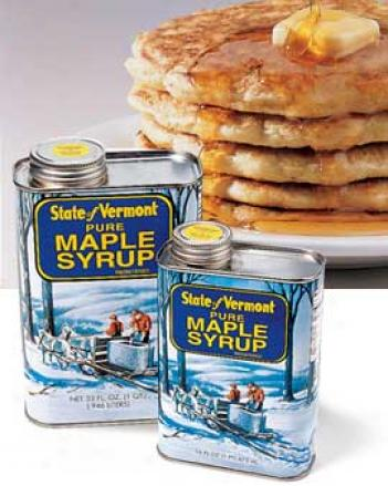 Vermont Maple Syrup, 1 Quart
