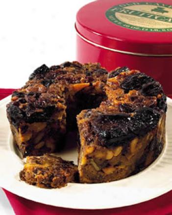 Vermont Natural Fruitcake