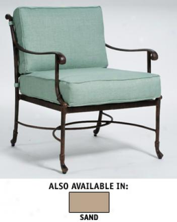 Wellington Armchair, Whisper Blie