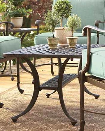 Wellington Coffee Table