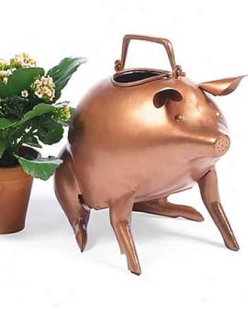 Wilbur The Watering Can
