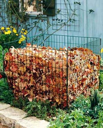 Wire Bin Composter