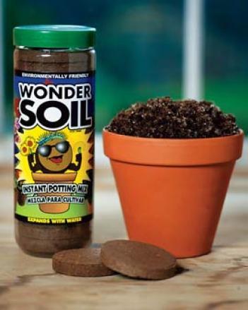 Wonder Soil Wafers