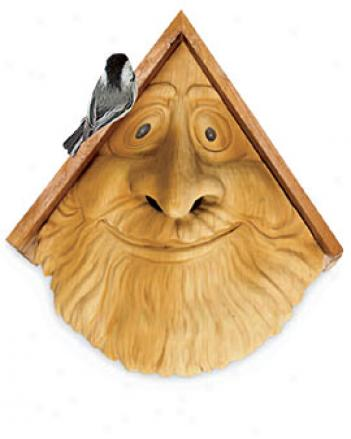 Woodsman Bird House