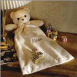 Baby Bear Blankie - Ivory