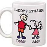 Best Buddies & Daddy's Luttle Girl Mugs